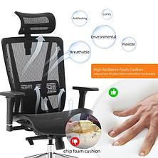 Регулируемое сетчатое кресло, фото 3