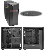 Корпус ATX midi tower DeepCool, Earlkase RGB V2, (без БП), black Case