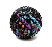 Мяч массажный 12,5 см FT-VMB-125