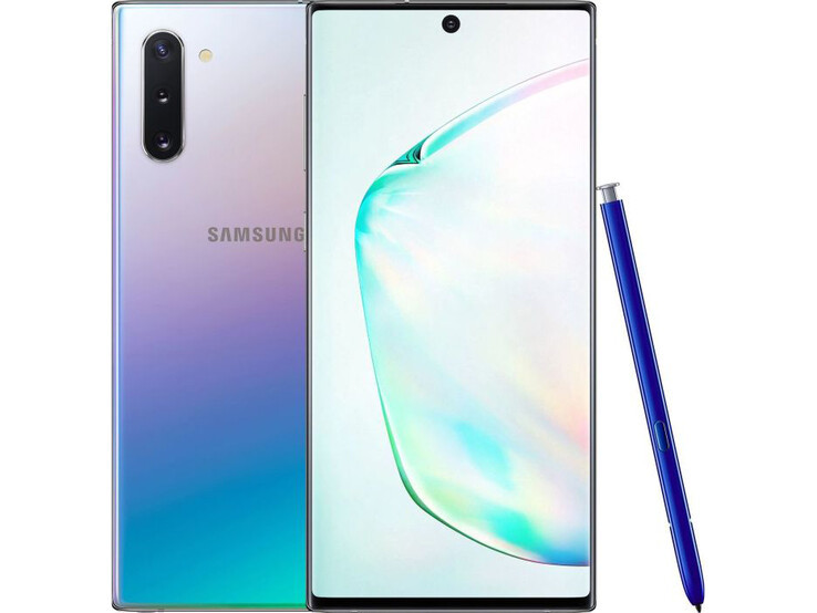 Samsung Note 10 Plus 256GB Glow