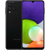 Samsung Galaxy A22 4/128GB Black, фото 1