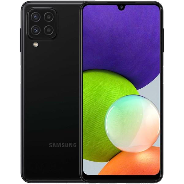 Samsung Galaxy A22 6/128GB Black