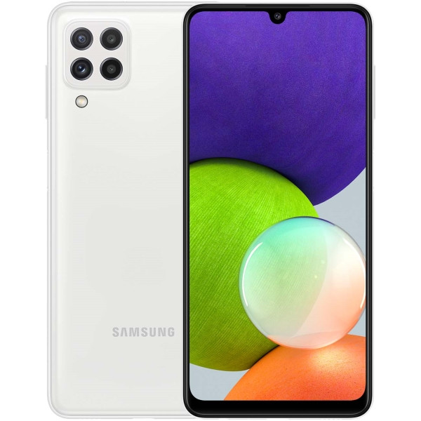 Samsung Galaxy A22 6/128GB White
