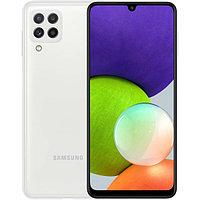 Samsung Galaxy A22 6/128GB White, фото 1