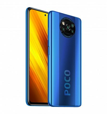 POCO X3 6/64GB Blue