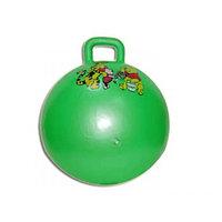 Мяч гимнастический, для фитнеса (фитбол) Zez Sport 4-D65 Green