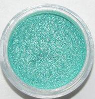 Красящий жемчужный пигмент нежно-зеленый 2гр.