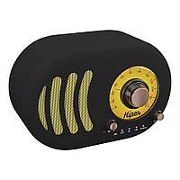 Портативная акустика HIPER RETRO S H-OT4 Black