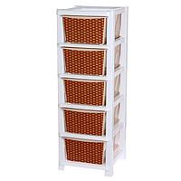 Система модульного хранения 'Прованс', 5 секций