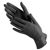 Медицинские перчатки нитриловые Benovy, нестерильные, текстурированные, XL