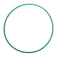 Обруч, диаметр 80 см, цвет зелёный