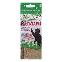 Мататаби успокоительное средство для кошек с запахом валерьяны 5 г (комплект из 5 шт.)