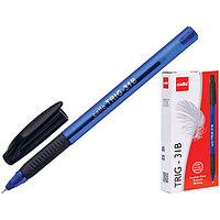 Ручка шариковая Cello Tri-Grip blue barrel узел 0.7мм, чернила синие, грип 747 (комплект из 12 шт.)