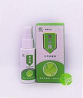 Спрей от пота и неприятного запаха