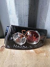 Фонарь правый задний Mazda 3.  2008г.
