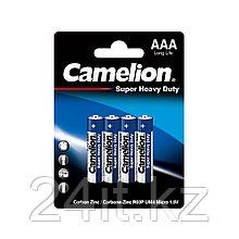 Батарейка CAMELION Super Heavy Duty R03P-BP4B 4 шт. в блистере