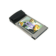 Адаптер PCMCI Cardbus на Lan RJ-45