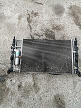 Радиатор основной Mazda 3. 2008 г.