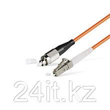 Патч Корд Оптоволоконный FC/UPC-LC/UPC MM OM1 62.5/125 Simplex 3.0мм 1 м