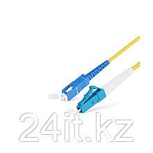 Патч Корд Оптоволоконный SС/UPC-LC/UPC SM 9/125 Simplex 3.0мм 1 м