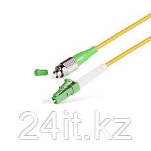 Патч Корд Оптоволоконный FC/APC-LC/APC SM 9/125 Simplex 2.0мм 1 м