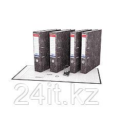 Папка–регистратор с арочным механизмом ErichKrause®, Basic, А4, 50 мм, серый