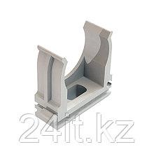 Крепёж-клипса для трубы РУВИНИЛ К01125 25 мм