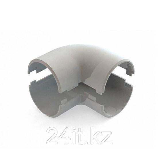 Угол 90 град. соединительный для трубы РУВИНИЛ 25 мм