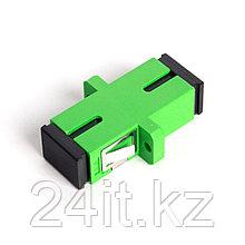 Адаптер А-Оптик SC/APC-SC/APC SM Simplex