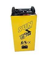 Пусковое-зарядное устройство Laston CD-700, желтый