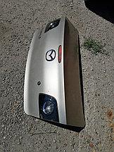 Крышка багажника Mazda 3. 2008г.