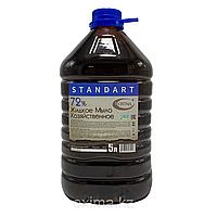 Мыло хозяйственное жидкое Standart,OXIMA, 72%, 5 л.