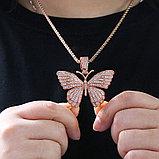 "Кулон на цепочке ""Бабочка"", фото 3"