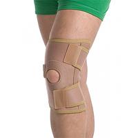 Бандаж на коленный сустав разъемный MedTextile рр L/XL
