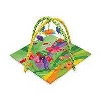 Игровой коврик Lorelli Сказка, зеленый
