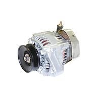 Генератор для погрузчиков TOYOTA бензин 5K - 4P (OLD) (с круглой фишкой) (2-5 серия) 1,0-2,5т