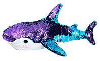 Fancy AKL01P Акула с пайетками, 49см
