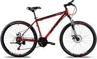 Велосипед VIVA CHASE 1.0 26*17.5 Красный/черный