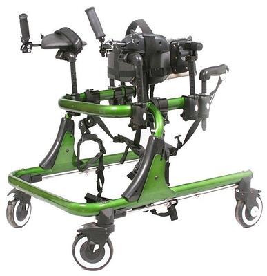 Ходунки на 4-х колесах для развития навыков ходьбы HMP-KA 4200 M