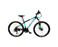 Велосипед HYGGE M136 Pro 29 19 (черный-синий)