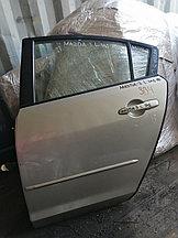Дверь левая задняя Mazda 3. 2008г.