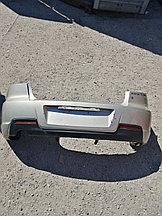 Бампер задний Mazda 3.  2008г.
