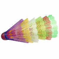 Набор воланов пластиковых в тубе (6)