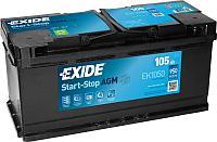 Системы Start-Stop EXIDE Micro-Hybrid AGM EK1050