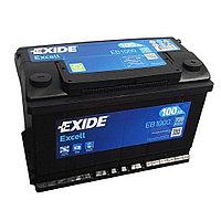 Аккумулятор для легковых автомобилей 12 V EXIDE EXCELL EB1000