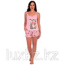 Пижама Офелия розовая