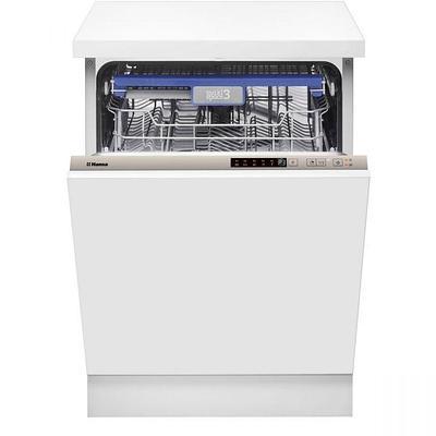 Встраиваемая посудомоечная машина Hansa ZIM 685EH серебристый