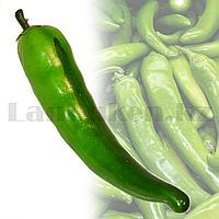 Искусственный перец Датч чили декоративный муляж маленький зеленый 20 см