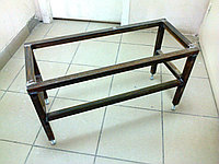 Подставка под топку (для облицовки), проф.труба 250*250*2 мм