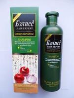 """Шампунь для волос """"Бэлисс"""" против выпадения для комбинированных волос с экстрактом лука."""